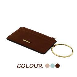 Мода дизайн женщин Wallet название торговой марки дамы PU кожаный кошелек