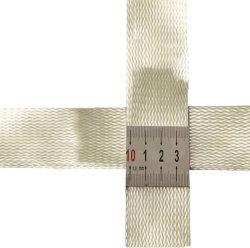 جلبة كابل مضفرة من الزجاج الليفي عزل أسلاك مقاومة لدرجة الحرارة العالية حماية الخرطوم