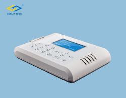 Funcionamiento de la aplicación de sistema de alarma de RTC y GSM con pantalla LCD