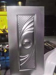 Настраиваемые листового металла при нажатии кнопки панели стальные двери нажмите кожи