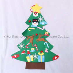 Рождество структуру дерева для праздника свадебное оформление материалов крючок орнамент Craft подарки