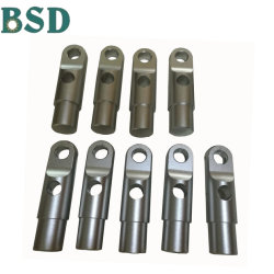 CNC de precisión gira gira los componentes de maquinaria de acero inoxidable