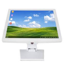 Couleur blanc 19 pouces à 4 : Ordinateur 3 LED MONITEUR TV Moniteurs LCD pour PC de voiture