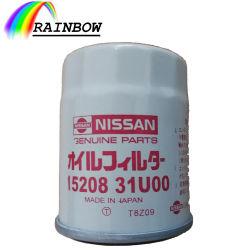 Precio del proveedor de aire/combustible/aceite/Cabina Auto filtros 26300-2s00/15208500/15208-65F-31u00 Auto piezas del motor coche accesorios de montaje del motor KIA/Hyundai y Nissan