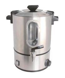 Lebensmittelqualität Edelstahl elektrische Teekocher mit Thermostat