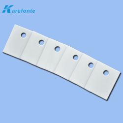 Isolanti di ceramica dell'allumina per elettronico ad alta tensione