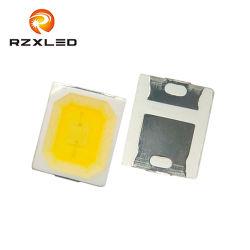 3V 20mA 2835 1210 SMD LED Branco Quente Lâmpada3000K