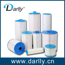 Pet Darlly piscina y spa cartucho de filtro de pliegues
