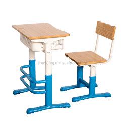 Werbungs-justierbare Kind-Tisch-und Stuhl-Kind-Studien-Tisch-Kind-Schlafzimmer-Möbel für Kursteilnehmer