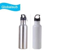 Новая бутылка кувшин из нержавеющей стали (однослойный) для печати цифровых изображений