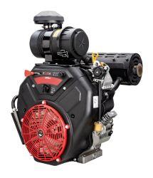 21 pk -35 pk Twin/two cylinders horizontale benzine LONCIN EFI Motor met luchtfilter voor zwaar gebruik (HD Donaldson Type) luchtfilter met laag profiel en CE EPA EURO-V.