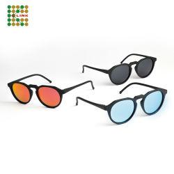 Usine OEM marque fashion Sports lumière colorée de l'Italie été de nouvelles lunettes de soleil polarisées optique pour les hommes/femmes/Kid