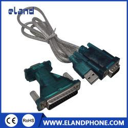 USBへのRS232シリアルdB9 /dB25cable