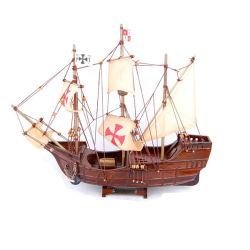 Equipos náuticos de artesanía de madera Modelo de barco pirata