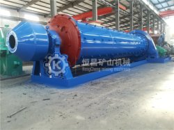 La Maggior Parte Hot Selling Stone Grinding Machine Mineral Processing Plant Gm0921 Rotary Ball Machine For Sale