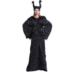 Lenceria Sexy disfraces Halloween Disfraces de adultos la mascota del carnaval de suministro de parte de la Bruja oscura cuernos traje uniformes