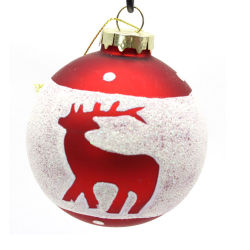 Festival-Hauptpartei-Dekor-Weihnachtsbaum, der hängende Weihnachtsdekoration-bunte Glaskugel-Verzierungen hängt