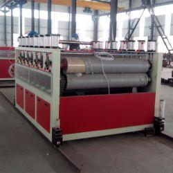 3mm - 40mm de PVC WPC Conseil Ligne de production de mousse plastique/composite de bois machine à carton/WPC machine de formage d'administration