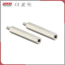 Cizalla ecológicas personalizadas carretera espárrago metálico de aluminio