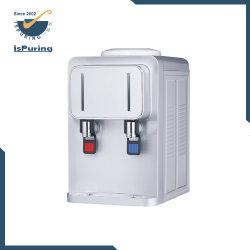 Mini Eléctrico pequeño refrigerador de agua portátil de sobremesa de plástico