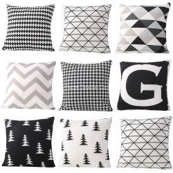 卸し売り装飾的な正方形のビロードの投球枕ソファーのクッションカバー