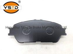 D2223 Semi-Metallic Low-Steel керамических тормозных колодок авто/Car запасные части для Toyota и Lexus