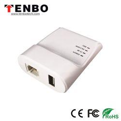 De draadloze Server van het Af:drukken van het Netwerk USB