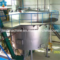 Facendo l'olio del biodiesel dall'olio usato e dell'olio da cucina del grasso animale