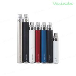 Bunte Batterie VV der Vecinda Spitzenverkauf EGO Torsion-Batterie-1100mAh 1300mAh