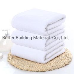 Hotel spa de lujo blanco toalla 100% algodón auténtico
