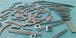Lâminas para trabalhar madeira lâminas soldadas em branco Blades de carboneto de tungsténio instável