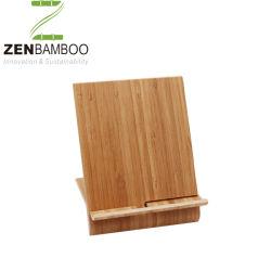 De universele Tribune van de Houder van het Boek van de Tablet van het Bamboe voor Levering voor doorverkoop
