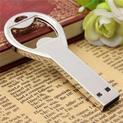 Гаджет лазерный логотип металлические бутылок пива USB Memory Stick™