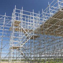 Vendita all'ingrosso acciaio Layher All Round Ringlock System impalcature per l'edilizia Materiali da costruzione