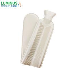 Полиэстер резиновые горячей воды роскошь горячую воду бутылку полиэстер резиновый мешок для горячей воды