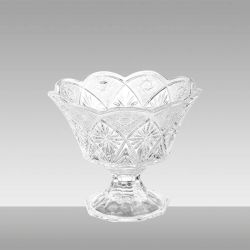 Hermoso Frasco de vidrio con el patrón de flor de la jarra de cristal de agua Recipiente de Vidrio Jarra de cristal de vino con una gran jarra de cristal de mes