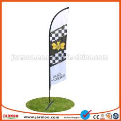 Im Freienbekanntmachenmarkierungsfahnen-Fahnen-Wind-Markierungsfahne