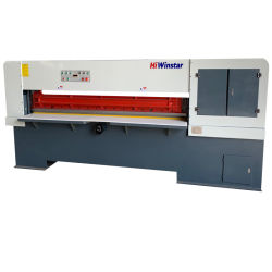 Furnier-Blattscherer-Maschine der Präzisions-Ws260 scherende für Holz