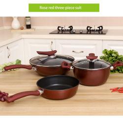 Insieme inossidabile della vaschetta del POT della minestra della vaschetta di frittura