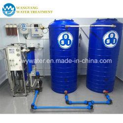 Het Zuiveren van het Water van het Systeem 100L/H van de Apparatuur RO van de Behandeling van het water