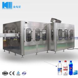 가득 차있는 자동적인 탄산 충전물 기계를 위한 Sprite 청량 음료3 에서 1