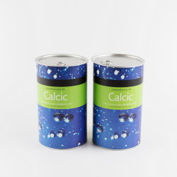 Герметичной упаковки композитного картон бумага может в обмен на продовольствие какао-порошка пекарский порошок цилиндрические круглые трубы бумаги