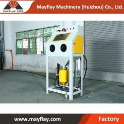 Производители оборудования с возможностью горячей замены Mayflay продаж высокая скорость для крупных компаний пескоструйной обработки отливок окраска с помощью смазочного шприца