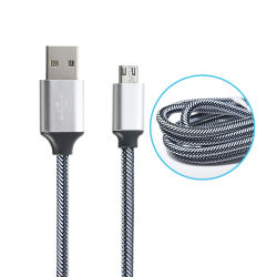 На заводе прямой продажи горячих продажи Micro USB-кабель телефонный кабель зарядного устройства для Samsung