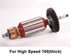 Herramientas de mano eléctrico motor de arranque para la alta velocidad 100mm (grueso) amoladora angular