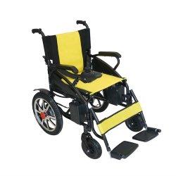 安い価格の炭素鋼の電動車椅子