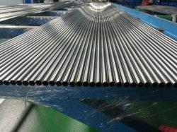 고강도 ASTM 표준 200/300/800 825 840 시리즈 N08825 N08800 2.4858 1.4876 용접 스테인리스 스틸 파이프 전기 가열 튜브