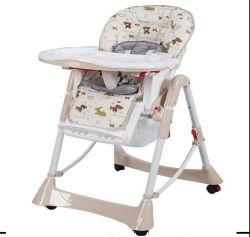 Cadeira de refeições do bebé de alta qualidade para crianças de dobragem multifuncional cadeiras altas Portable Comer Banco de mesa