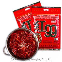 أطباق موسمية ساخنة تتتبيل الطعام حساء طبيعي 100% قاعدة حساء الباطني الساخن.