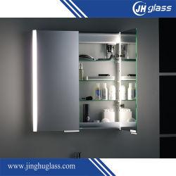 Salle de bains moderne de la vanité de montage mural Smart grand miroir Cabinet